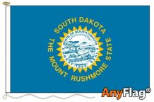 SOUTH DAKOTA ANYFLAG RANGE - VARIOUS SIZES
